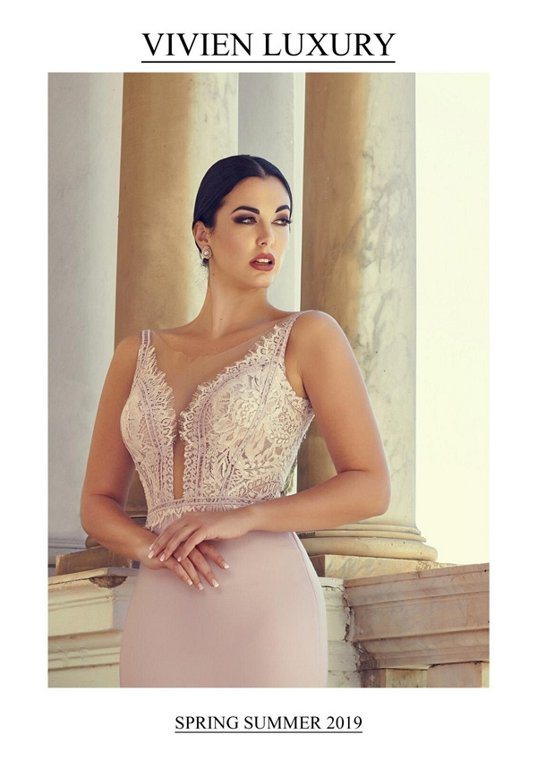 Luxury Abiti Donna Da Vivien Cerimonia ywv8nO0mN